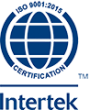 Intertek ISO Certification Logo